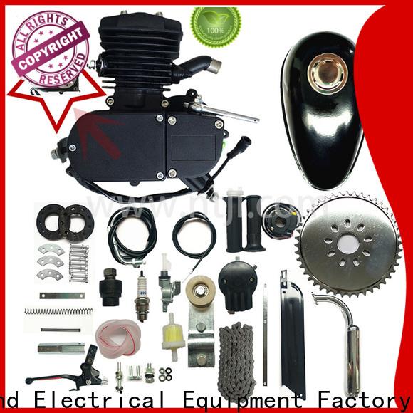 Jiali stroke super 80cc black bicycle engine kits supply for motor car