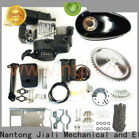 Jiali 49cc 49cc 2 stroke pull start bicycle engine kits for business for bicycle