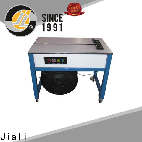 Jiali Latest automatic strapping machine supply for print packing