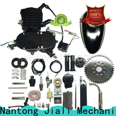 Jiali engine 48cc black bicycle engine kits supply for bike
