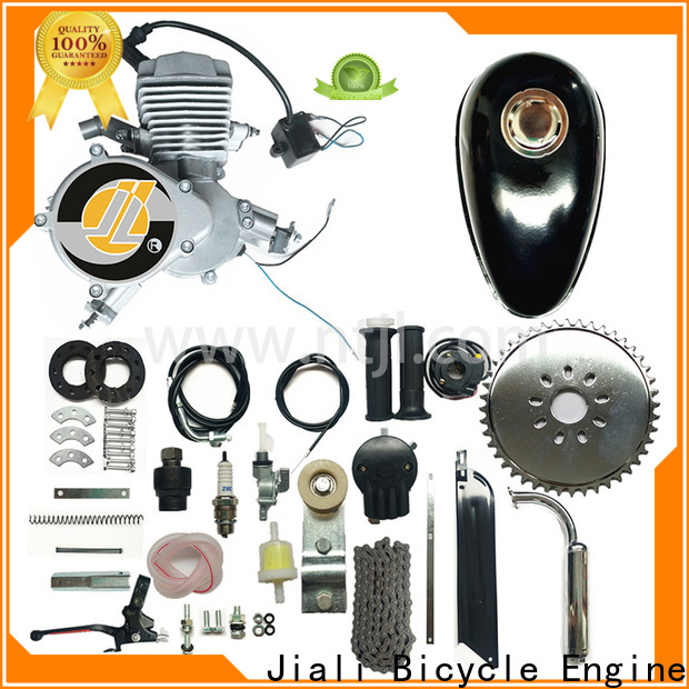 Jiali 48cc 48cc silver bicycle engine kits manufacturers for electric bicycle