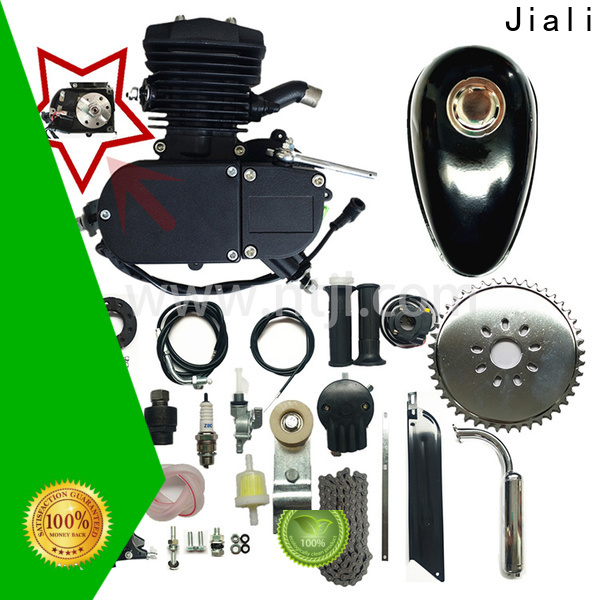 Jiali stroke 80cc gas bike kit company for car