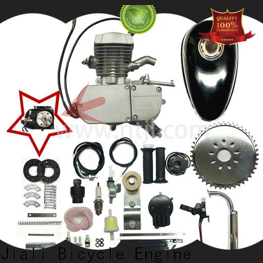 Jiali High-quality 80cc bike motor kit company for electric bicycle