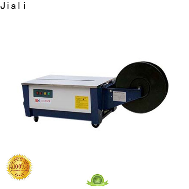 Jiali High-quality strapping machines company for carton packing