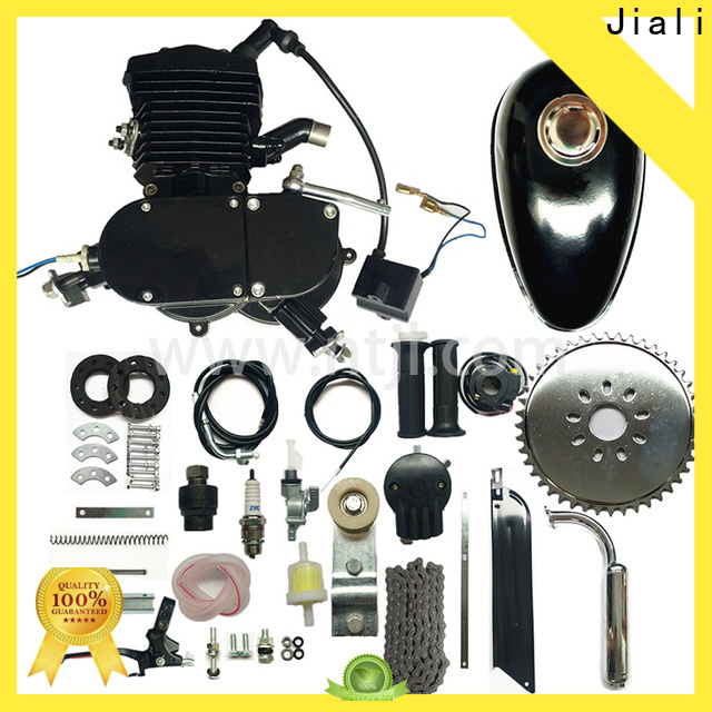 Custom 48cc black bicycle engine kits kit for business for bike