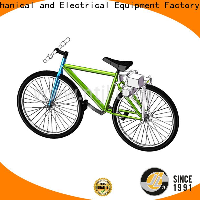 Top custom bicycle gasoline engine behind supply for bike