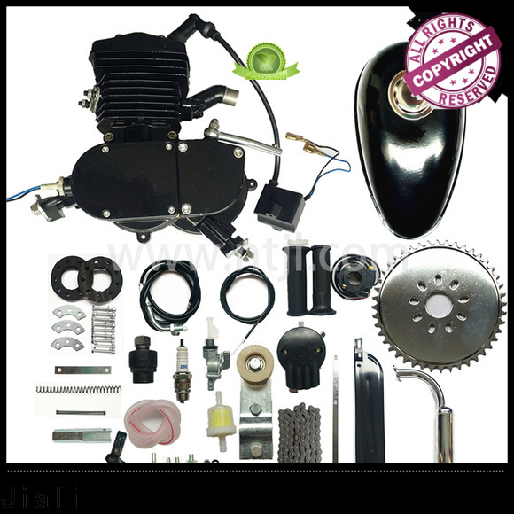 Jiali Best 48cc black bicycle engine kits manufacturers for bicycle