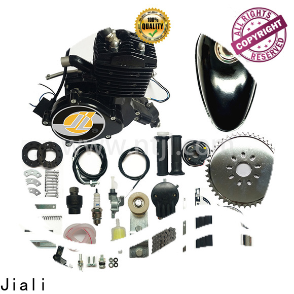 New 80cc black bicycle engine kits kit supply for electric bicycle