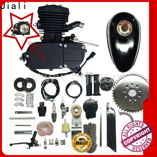 Jiali stroke 80cc bicycle engine parts manufacturers for car