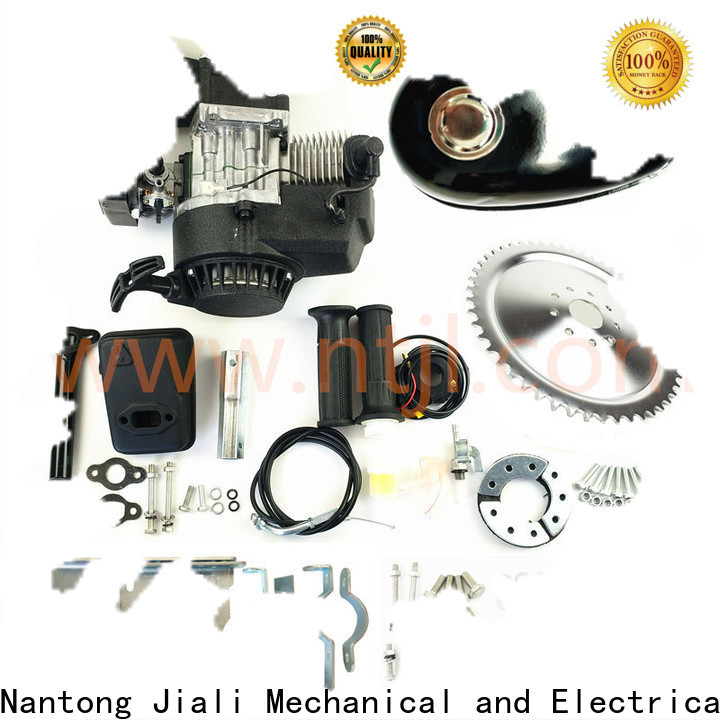 Jiali kit 2 stroke bicycle engine kits company for electric bicycle