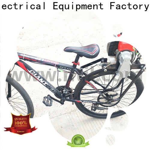 High-quality custom bicycle gasoline engine behind for business for bicycle