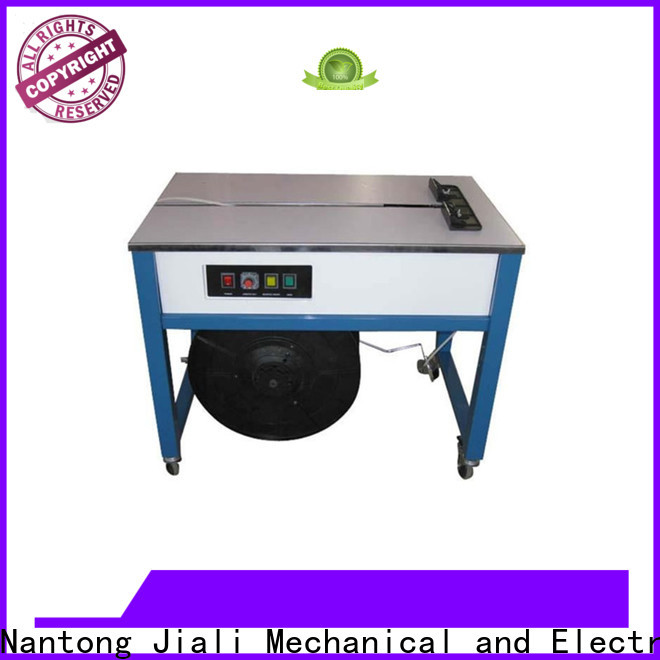Jiali Best fully automatic strapping machine for business for print packing