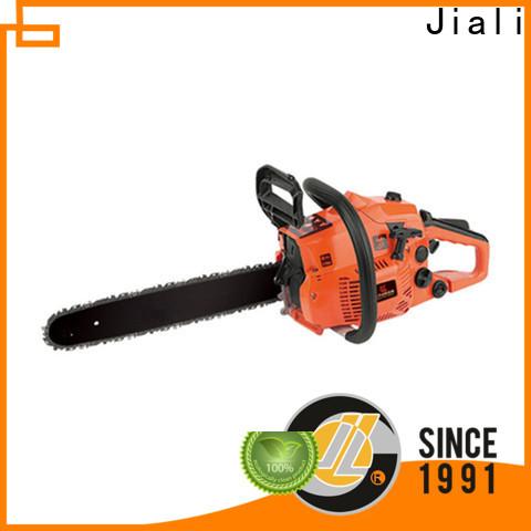 Jiali cutter chain saw machine for business for garden maintenance