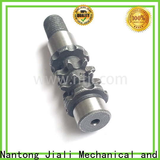 Jiali High-quality sprocket shaft suppliers for car