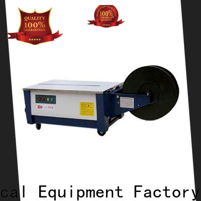 Jiali Best strapping machines company for carton packing