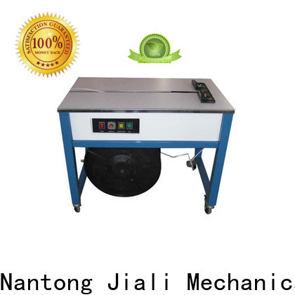 Custom strapping machines machine supply for print packing