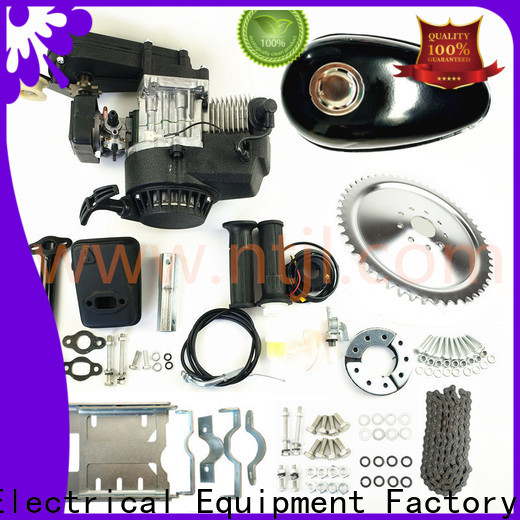 New 49cc 2 stroke pull start bicycle engine kits engine factory for electric bicycle