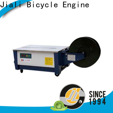 Jiali Top semi automatic strapping machine for business for newspaper packing