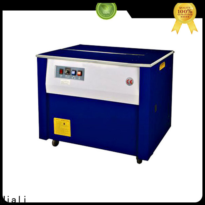 Jiali strapping semi automatic strapping machine for business for carton packing