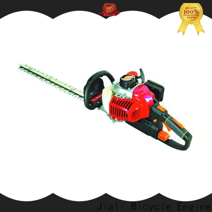 Jiali stroke hedge trimmer machine company for garden maintenance