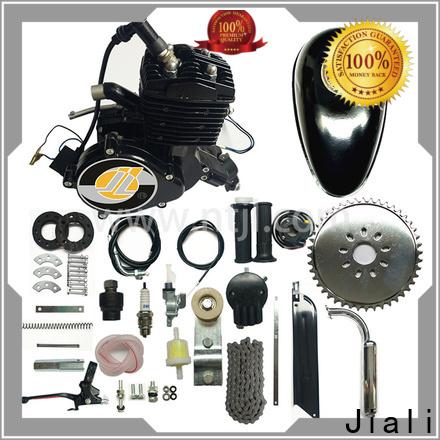 Jiali engine 80cc black bicycle engine kits company for bike