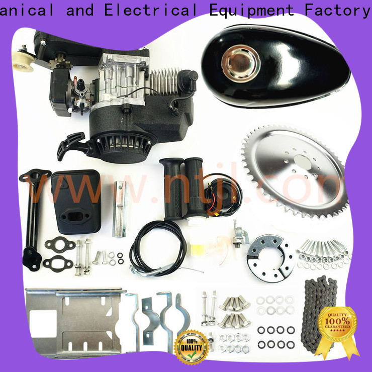 New 49cc 2 stroke pull start bicycle engine kits bicycle factory for electric bicycle