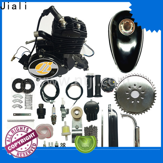 Jiali engine 80cc black bicycle engine kits company for bicycle