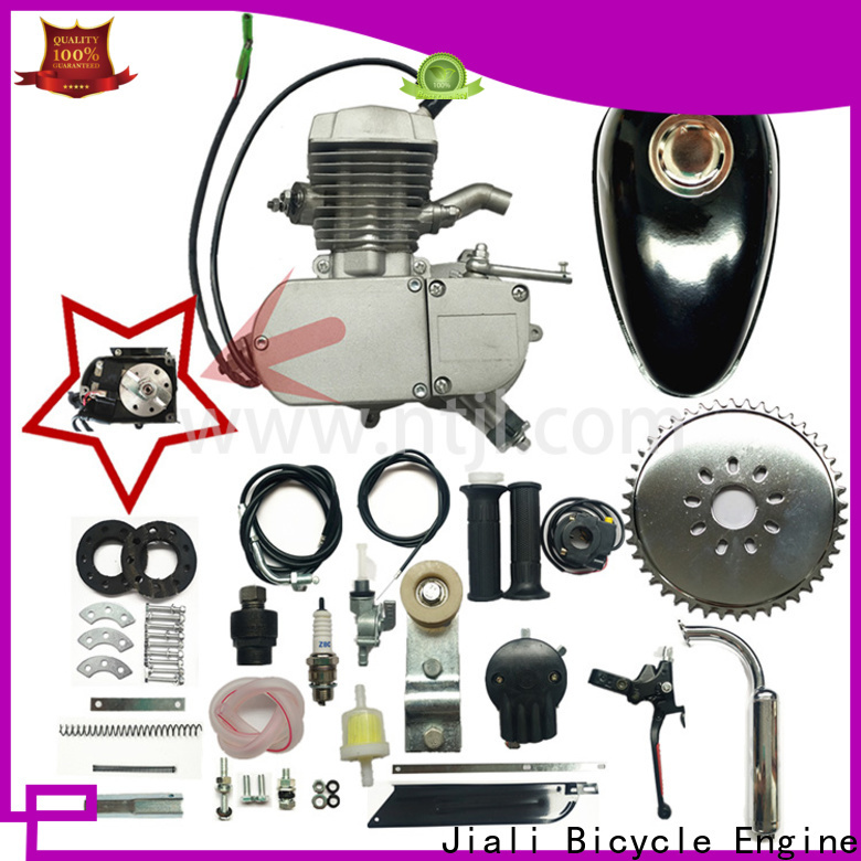 Jiali New 80cc bicycle kit factory for bicycle