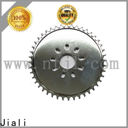 Jiali sprocket gasoline engine spare parts factory for bike