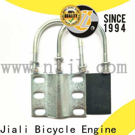 Custom gasoline engine spare parts bracket supply for electric bicycle