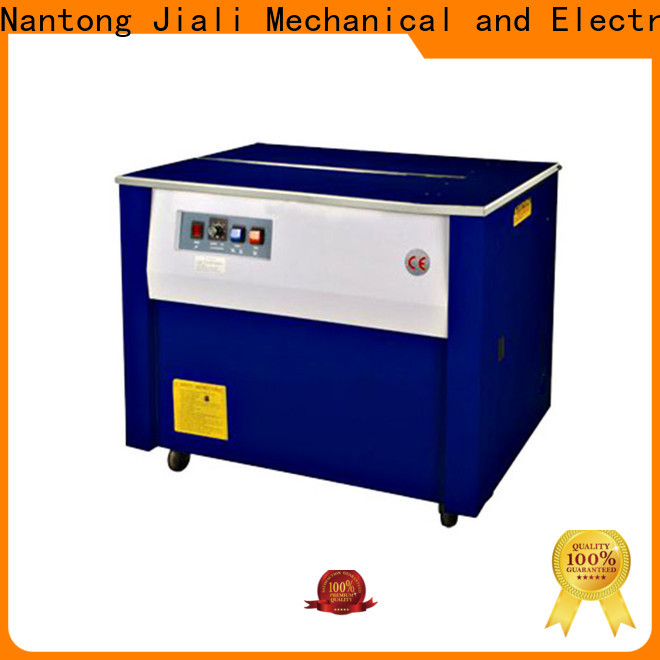 Jiali Top fully automatic strapping machine manufacturers for print packing