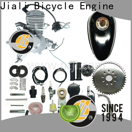 Jiali New 2 stroke engine kit factory for electric bicycle