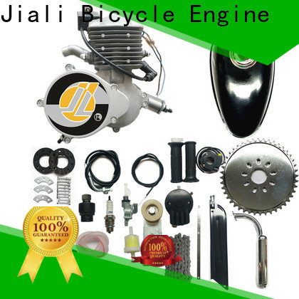 Jiali Wholesale 80cc silver bicycle engine kits factory for electric bicycle