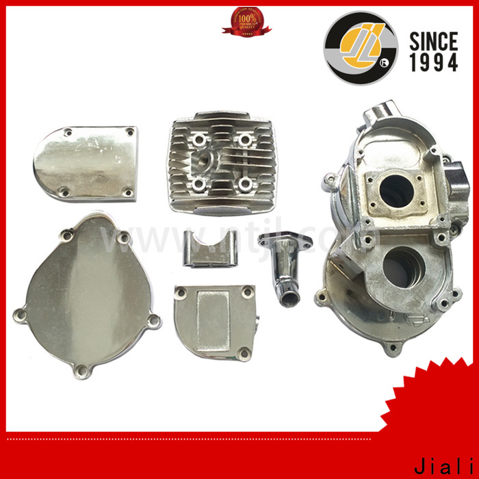 Jiali stroke 2 stroke gas engine spare parts supply for car
