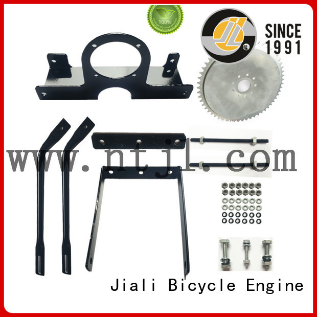 Jiali bike engine kit custom bicycle gas motor kit for car