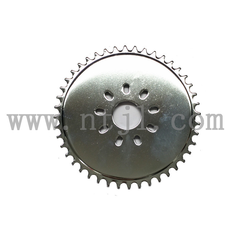 44T rear sprocket wheel bike motor spare parts