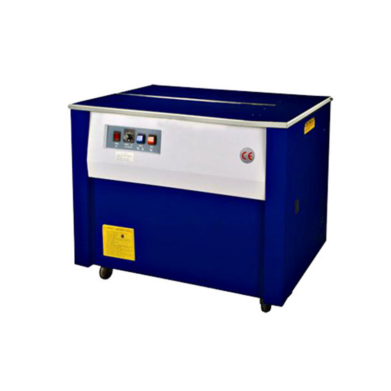 high table enclosed type strapping machine
