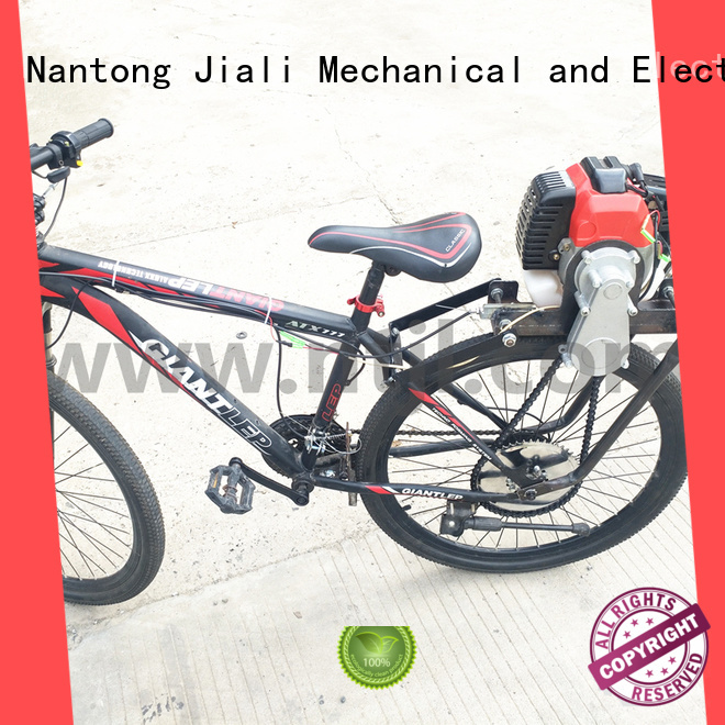 Jiali Latest custom bicycle gasoline engine manufacturers for bike