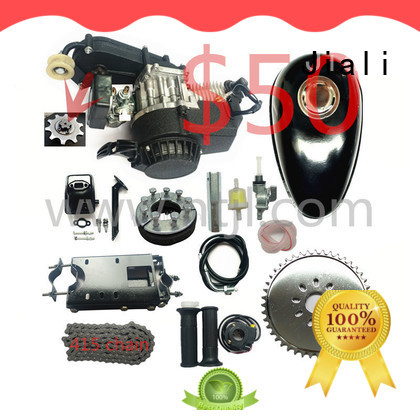 Jiali parts 2 stroke bicycle engine kits suppliers for electric bicycle