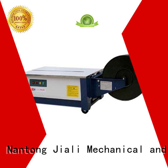 Wholesale automatic strapping machine machine factory for carton packing