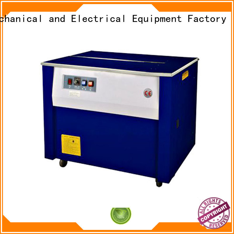 Jiali Top semi automatic strapping machine for business for carton packing