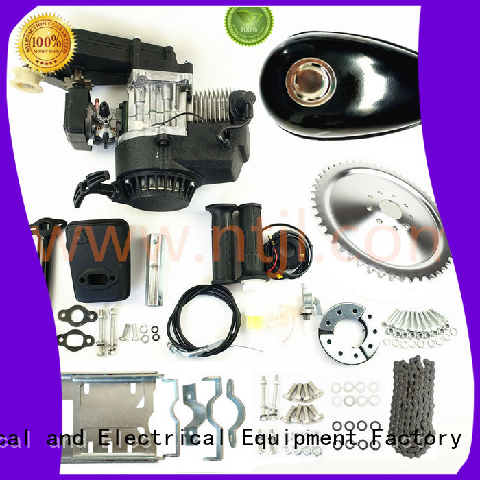 Jiali pull 2 stroke bicycle engine kits for business for bike