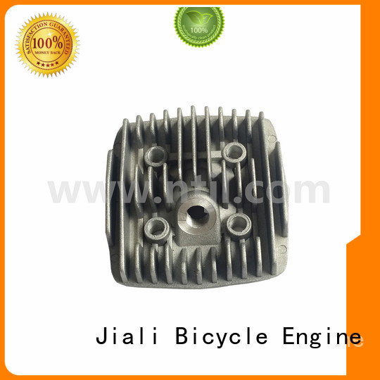 Latest gas engine parts head factory for city car
