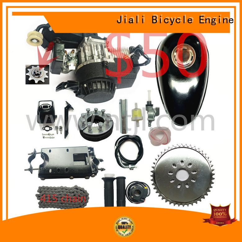 Jiali engine 2 stroke bicycle engine kits factory for bike