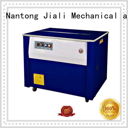 Jiali Latest fully automatic strapping machine for business for cardboard packing