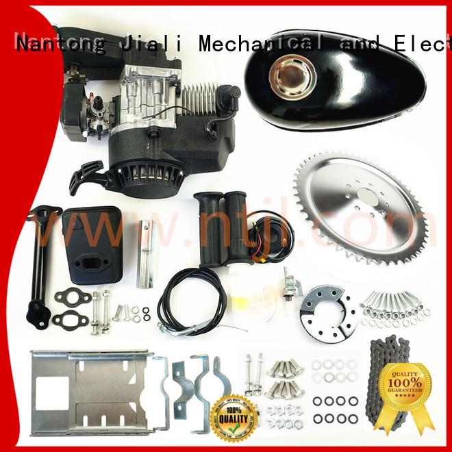 Jiali Best 2 stroke bicycle engine kits supply for bike