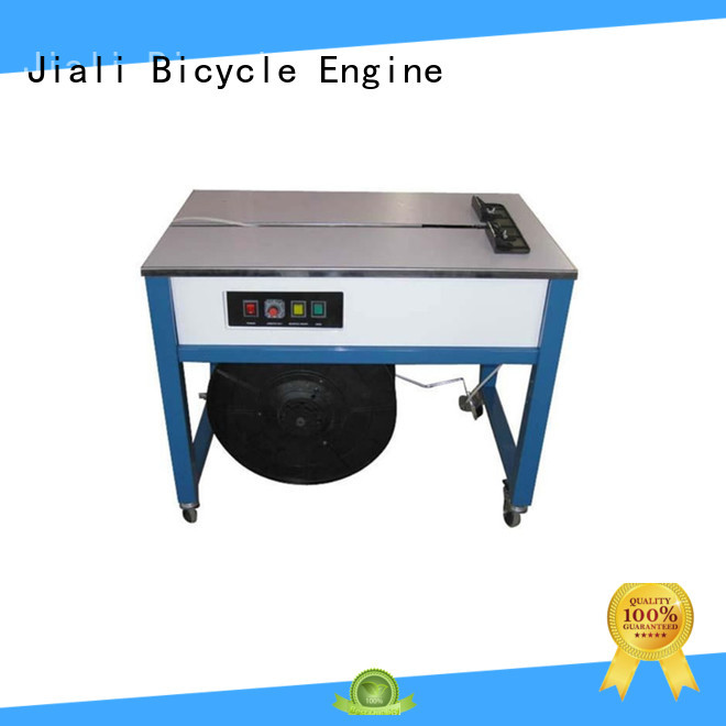 Jiali strapping strapping machines manufacturers for newspaper packing