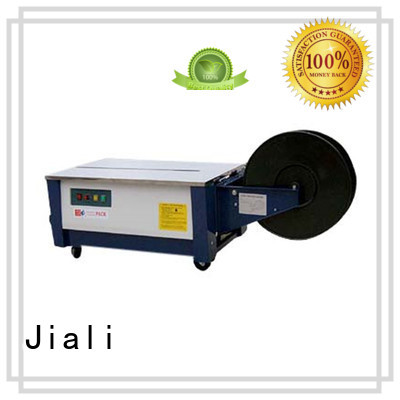 Jiali Wholesale automatic strapping machine for business for newspaper packing