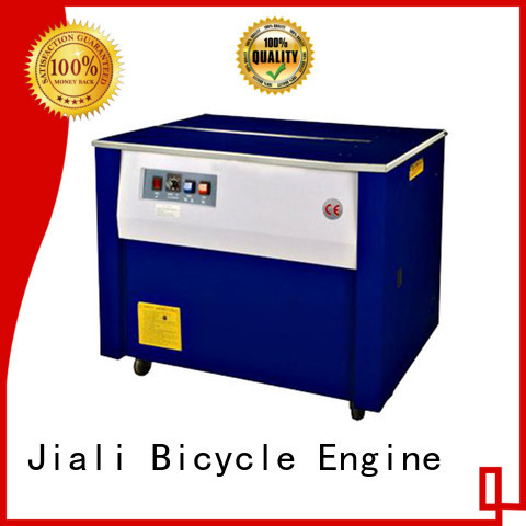 Jiali low strapping machines suppliers for carton packing