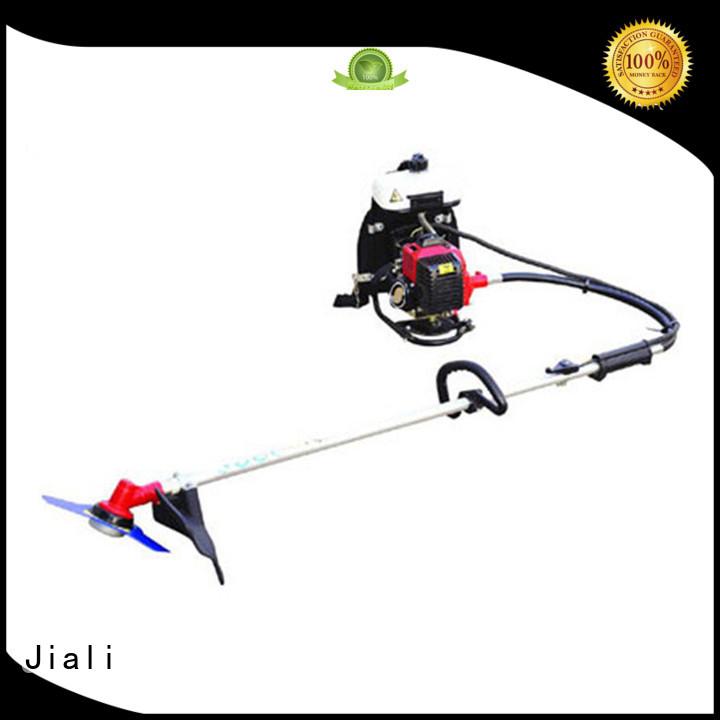 Jiali High-quality garden machinery supply for garden greening